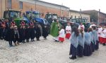 Celebrata la festa di Ringraziamento a Calvisano