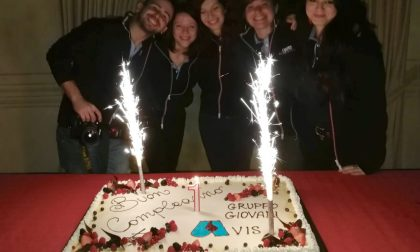 Auguri gruppo giovani Avis Pavone-Cigole