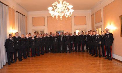 Nuove leve per l'Arma bresciana dei Carabinieri