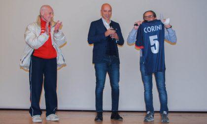 Il mister Eugenio Corini incanta la sua Bagnolo