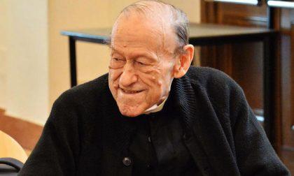 Si è spento monsignor Antonio Fappani, ex curato di Borgo Poncarale