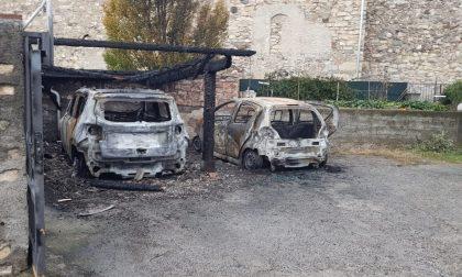 Ancora auto in fiamme a Provaglio d'Iseo