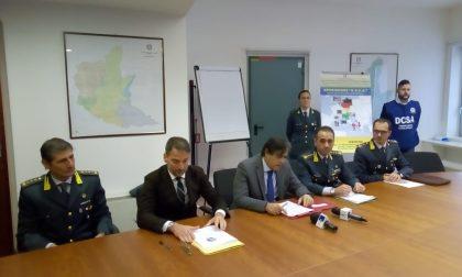 56 arresti per traffico internazionale di cocaina, 130 chili di droga sequestrati