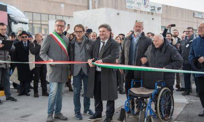 Inaugurato a Manerbio il primo produttore e distributore di biometano in Europa