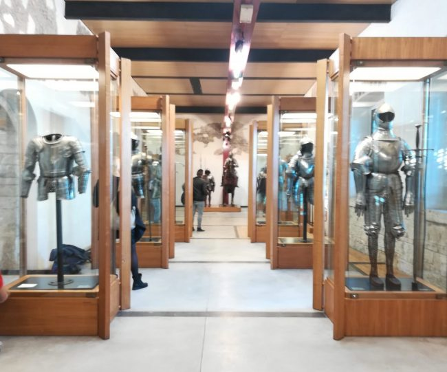 Grande riapertura per i 30 anni del Museo delle Armi