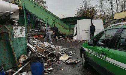 Traffico illecito di rifiuti pericolosi fra discariche abusive, combustione, e documenti falsi