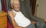 Calvisano piange nonno Giulio Comini, 105 anni appena compiuti