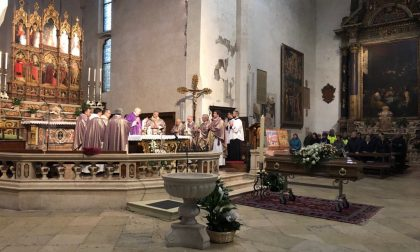 Ultimo saluto a Carla Grandi, madre di Monsignor Pietro Bongiovanni