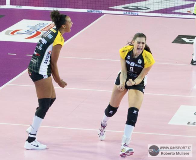 Cuneo piega Brescia: al PalaGeorge finisce 2-3