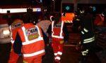 Quattro giovani coinvolti in un incidente stradale a Calcinato