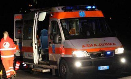 Incidenti a Brescia e Sarezzo SIRENE DI NOTTE