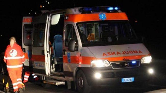 Investimento pedone a Gottolengo e incidente a Lonato SIRENE DI NOTTE