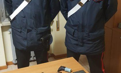 Ingerisce la droga per evitare i carabinieri, dopo 10 anni l'arresto si ripete