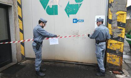 Traffico illecito di rifiuti, arrestato imprenditore calcinatese Augusto Rigon