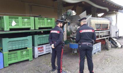 47mila euro di sanzioni ad aziende agricole della Valtenesi