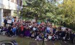 «Abbiamo freddo»: protesta degli studenti all'alberghiero di Gardone Riviera