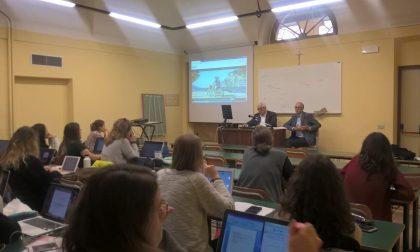 Incontri con gli studenti per il Consorzio Lago di Garda Lombardia