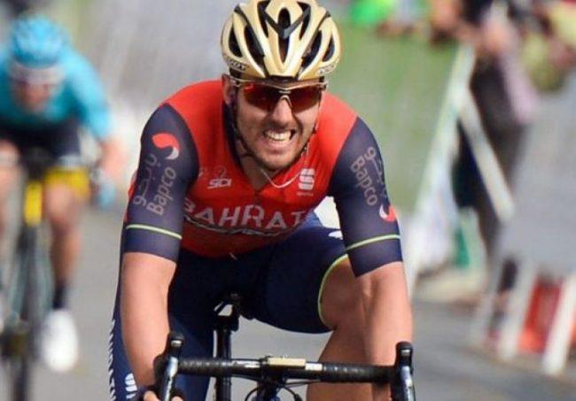 Il ciclista Sonny Colbrelli ospite a Chiari: il video del saluto dello sportivo
