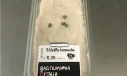 Listeria, richiamato il vitello tonnato per presenza di Listeria