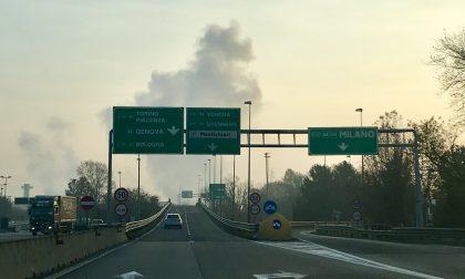 A21 chiusa da Brescia centro a Brescia sud martedì notte