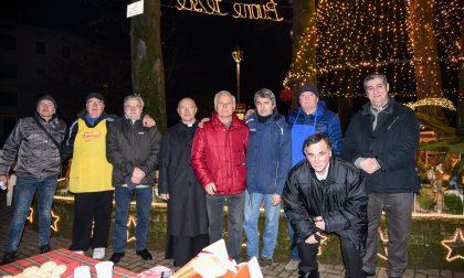 Grande festa natalizia al villaggio Marzotto di Manerbio