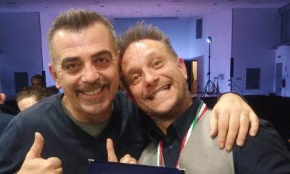 I Pis & Lov trionfano alla prima del Festival Nazionale del Cabaret a Salò