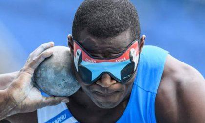 Oney Tapia, neoeletto atleta paralimpico dell'anno, farà tappa a Chiari