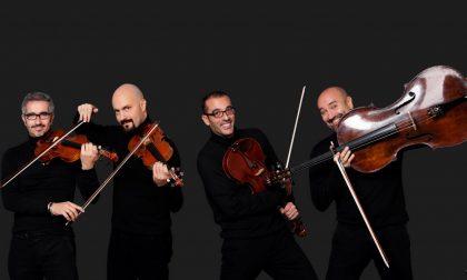 """""""Natale è alle porte"""" il concerto del Quartetto Archimia alla chiesa della Visitazione"""