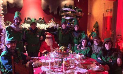Babbo Natale arriva a Orzinuovi: allestita all'interno della rocca la casa di Santa Claus