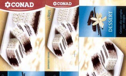 Ritirato dessert alla vaniglia Conad e listeria in salame marchigiano