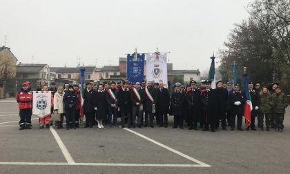 Carabinieri in festa per la virgo fidelis a Pontevico