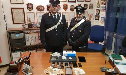 Controlli all'alba alla Filanda di Palazzolo, due arresti per spaccio