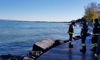 Uomo morto annegato a Desenzano