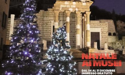 Natale al museo, le iniziative per le feste dei musei bresciani