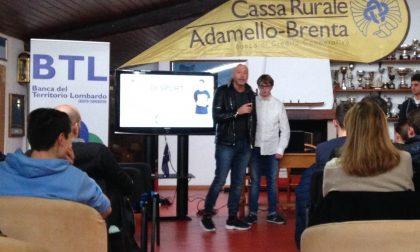 A scuola di sport, presentato il progetto di collaborazione tra la Canottieri Garda e il liceo Fermi