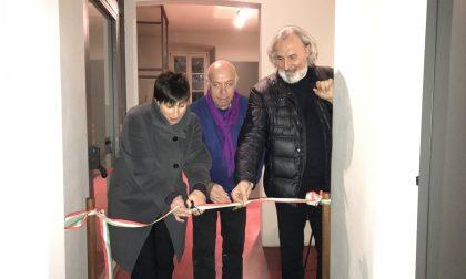Inaugurata a Chiari la mostra di Silvano Marelli e Mauro Pozzali