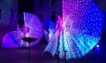 """Luci e colori con """"La magia del Natale"""" a Chiari FOTO E VIDEO"""