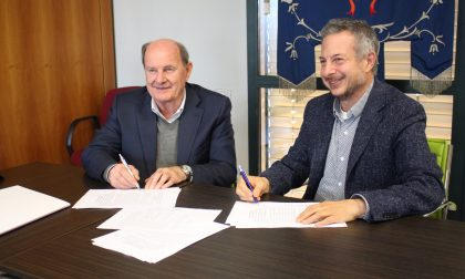 Firmata ufficialmente la donazione per una scuola dell'infanzia a Corte Franca