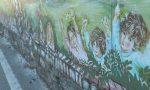 Un dono alla comunità, l'arte fa bella la scuola di Torbiato