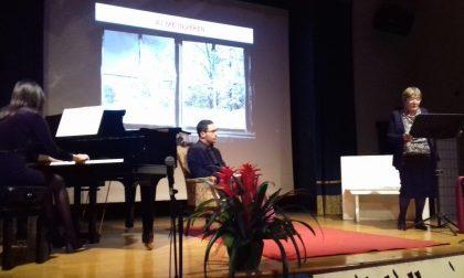Al Teatro Domenico Bortolozzi di Manerbio: il mondo poetico in ricordo del Memo