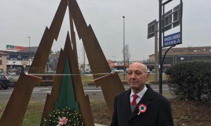 Presentato nuovo monumento di Luciano Rizzi a Orzinuovi