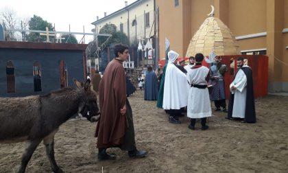 Al via le feste: a Pontevico apre il presepe vivente