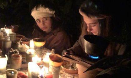 L'atmosfera di Parco Terzi colpisce ancora: grande partecipazione al presepe vivente di Asola