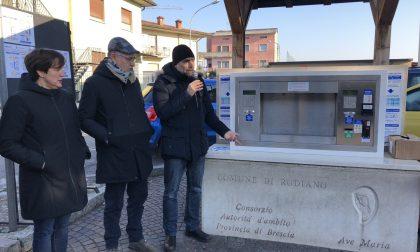 Nuovo punto acqua a Rudiano