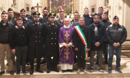 I carabinieri di Trenzano festeggiano la Virgo Fidelis