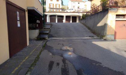 Anziano cade fuori casa a Palazzolo: è in gravi condizioni