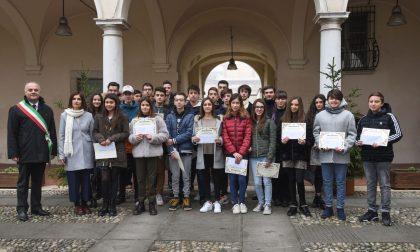 Consegnate le borse di studio a Bassano Bresciano