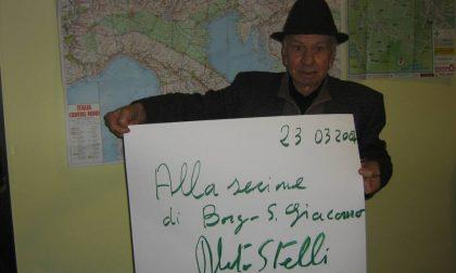 Addio Pasquale Boldrini, fondatore della Lega di Borgo