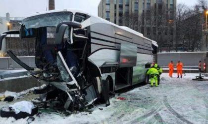 Incidente Flixbus a Zurigo: la vittima è una mamma di Como