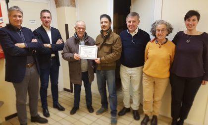 Vent'anni d'attività per la famiglia Grittani a Chiari